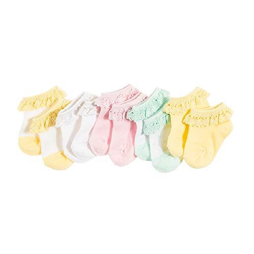 Cool Club Baby Socken 5er-Pack für Mädchen