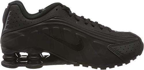 Nike Shox R4 GS BQ4000-001; Kinder sneaker; Schwarz; 37,5 EU (4.5 UK)