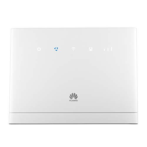 Huawei B315s-22 4G LTE-TDD-WLAN - Router 150Mbit (LTE, HSPA, 32 User) WWAN, 4-Porte -Switch, 802.11b/g/n