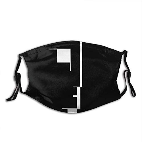 Mundschutz Bauhaus 'Big Logo Mouth Cover Face Cover Headscarf Outdoor Seamless Reusable Mouth Scarf