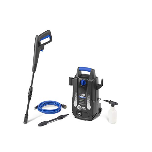 AR Blue Clean e-1300 Idropulitrice ad Alta Pressione (1300 W, 100 bar, 390 l/h)