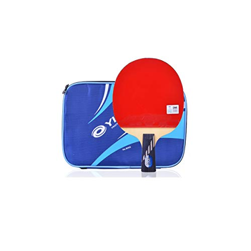 Lowest Price! HXSD Table Tennis Racket, Single Shot, Professional Grade, Single Pack, Pen-Hold, Hori...