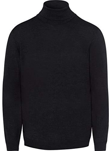 BRAX Herren Style Brian Pullover, Anthra, 50