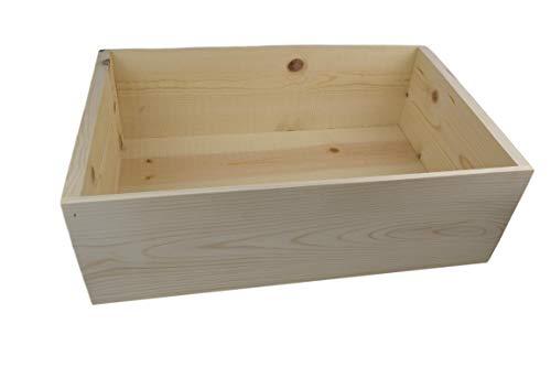 Wooden Pine Box