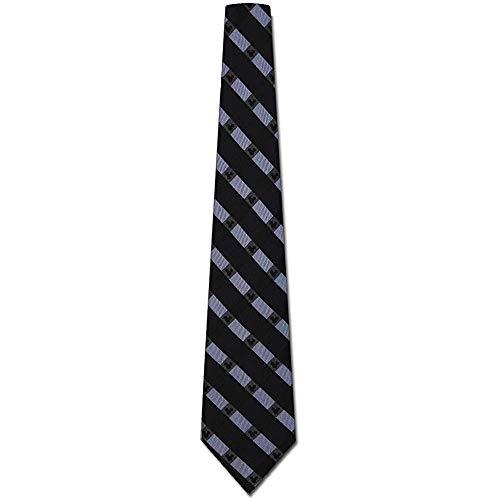 Cravatta scozzese a quadri Topolino Disney Mickeys - Cravatta da uomo