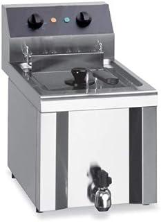Friteuse électrique de table - 1 bac 12 litres - 9,0 kW - Furnotel -