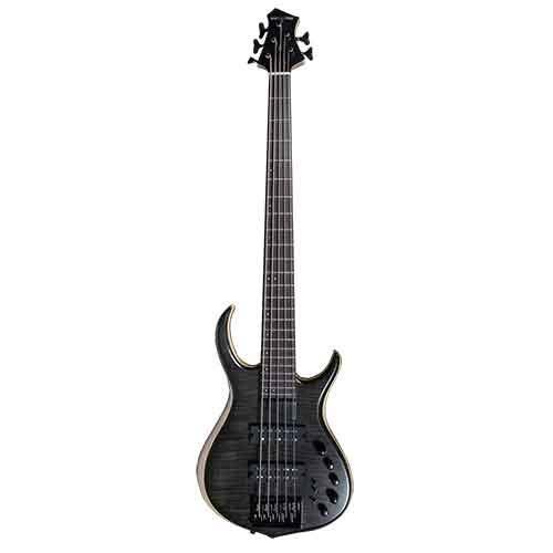 Sire Marcus Miller M7 SWAMP ASH-5 TBK Bass Trans schwarz