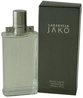 Jako By Karl Lagerfeld For Men. Eau De Toilette Spray 4.2 Ounces