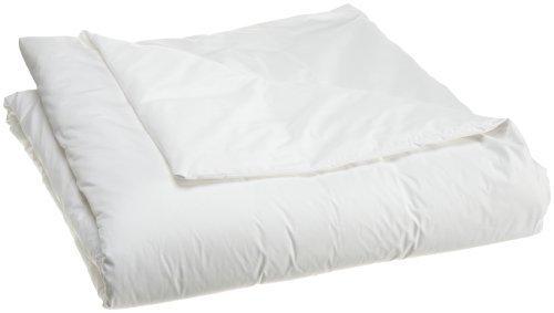 Allersoft Bettwanzen-, Staubmilben- und Allergiekontroll-Bettdeckenschutzumhüllung aus 100 Prozent Baumwolle, 155 x 220 cm