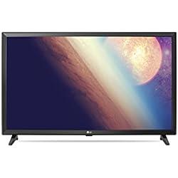 LG 32LJ610V 32´´ Full HD Smart TV Wi-Fi Black LED TV - LED TVs (81.3 cm (32´´), 1920 x 1080 pixels, LED, Smart TV, Wi-Fi, Black)
