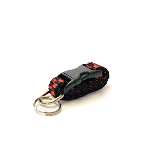 Cetacea Tag-It Pet ID Holder, Step 4, Red