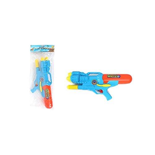 Aptafêtes MGM–048508–Sacher Pistola ad Acqua Pompa 47cm 3getti–3Anni
