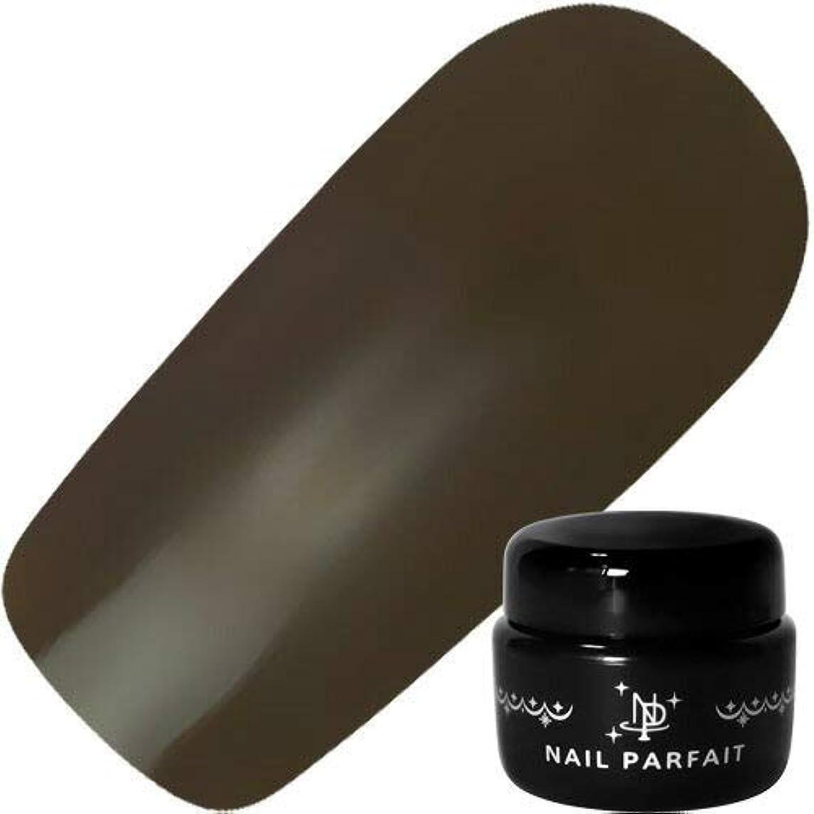定説派手値するNAIL PARFAIT ネイルパフェ カラージェル T02 トールブラウン 2g 【ジェル/カラージェル?ネイル用品】