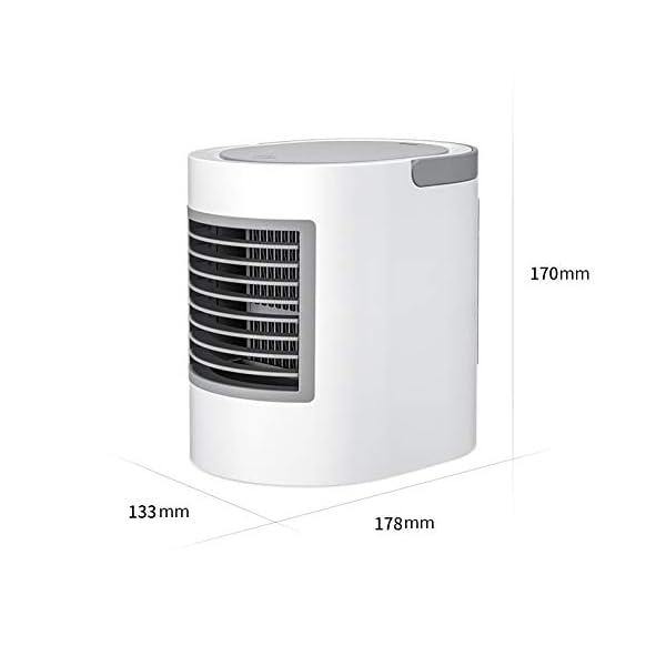 WSSZZ319-Ventiladores-de-Uso-domstico-Torre-Torre-Enfriamiento-Soporte-de-Suelo-Enfriador-Remoto-Vertical-Sin-Cuchillas-Sincronizacin-Aire-Acondicionado-Ventilador-VentiladorGray