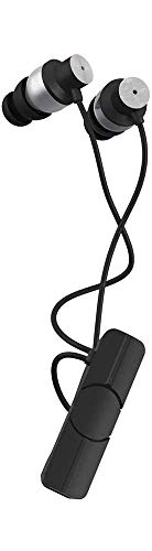 iFrogz - Airtime Impulse Universal Wireless in Ear Headphones with Advanced Audio Technology - Retail Packaging - Black/Silver