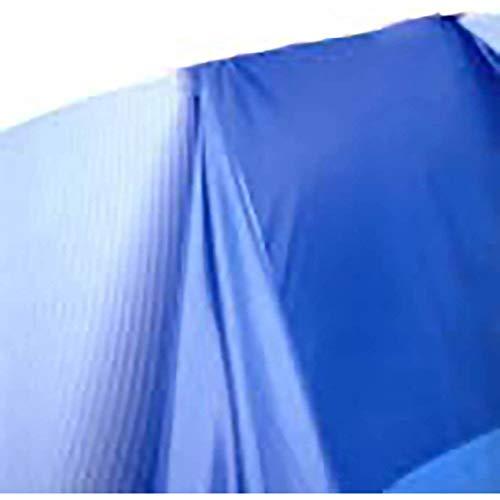 Summer Fun Innenauskleidung für Rundbecken 450x90cm - Dicke 0,2 mm - Tiefe 90 cm - Farbe blau - Overlap