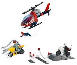 Lego Spiderman 4858 Doc Ock's Raubzug