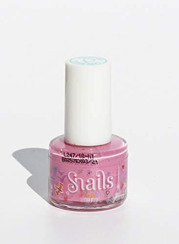SNAILS - Mini Pinta uñas Glitter Bomb (rosa) - S-SNW4085