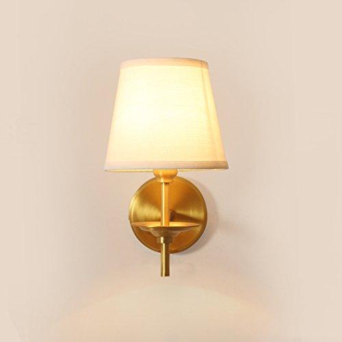 LRW Amerikaans landschap woonkamer studie gang slaapkamer bedlampje moderne minimalistische lamp met enkele kop
