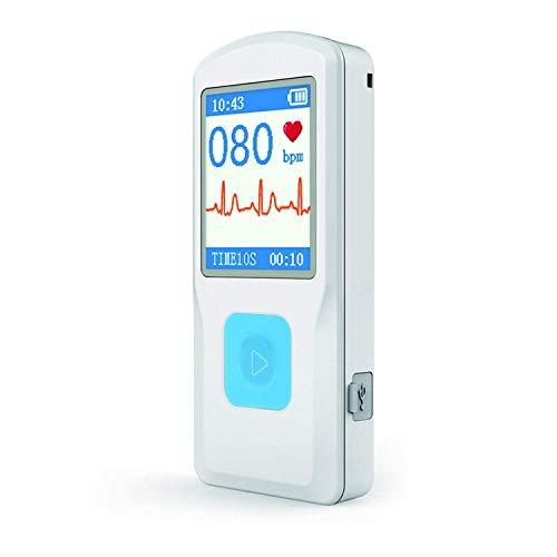 3175UdfM9mL. SL500  - HEALTHWOOD Portable ECG/EKG Monitor Heart