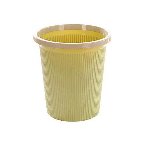 Chengxin Indoor Dustbins Huishoudelijke Plastic Vuilnisbak Zonder Cover, Keuken, Woonkamer, WC, Hotel Toilet Vuilnisbak Binnen Vuilnisbakken