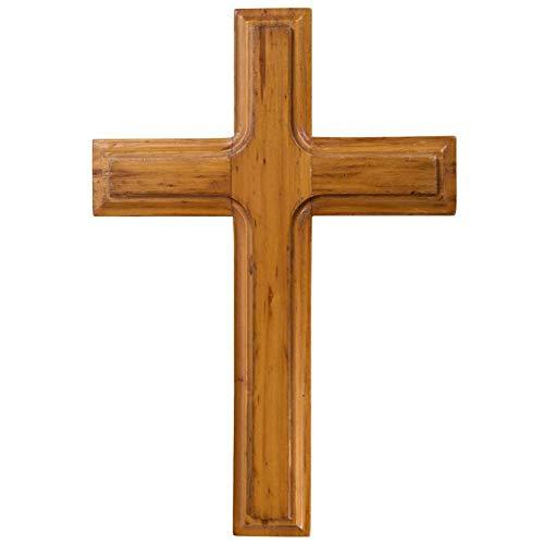 Ruluti Hout Jezus Christus Muur Kruis Ornamenten Katholieke Wandmontage Houten Kruisen Party Meditatie Kantoor Geschenken Ambachten Oprecht Jezus Christus