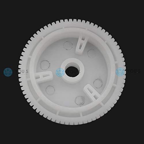 1 x YOU.S Original Fensterheber Motorrolle L & R Durchmesser: 60 mm Höhe: 15 mm