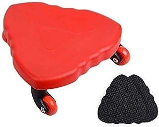 Inomhus träningsutrustning AB Roller Coaster buken övning Plate Muscle stödhjul Buk Ab Roller Fitness ABS Rollers utrustni...