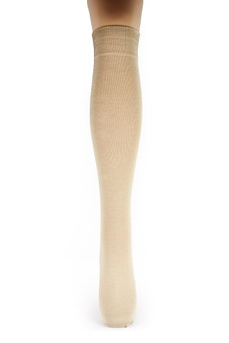 Lindner socks Silversoft Knielang Diabetikerstrumpf, 41-43, beige