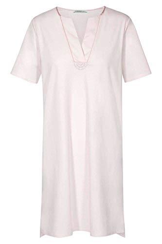 Damen Nachthemd kurz New Rose 46