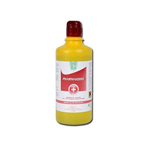 GIMA - IODOPOVIDONE ANTISETTICO - 500 ml