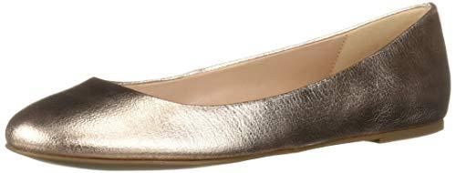 BCBGeneration Women's Geremia Flat Shoe, Rosegold, 7 M US