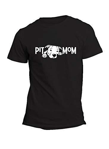 H421ld Pitbull Shirt Pit Mom Pitty - Pit Bull Dog Terrier Unisex Camiseta S M L Xl Xxl Xxxl