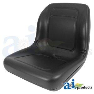 A&I Products LAWN / GARDEN SEAT BLK PART NO: A-LGT100BL