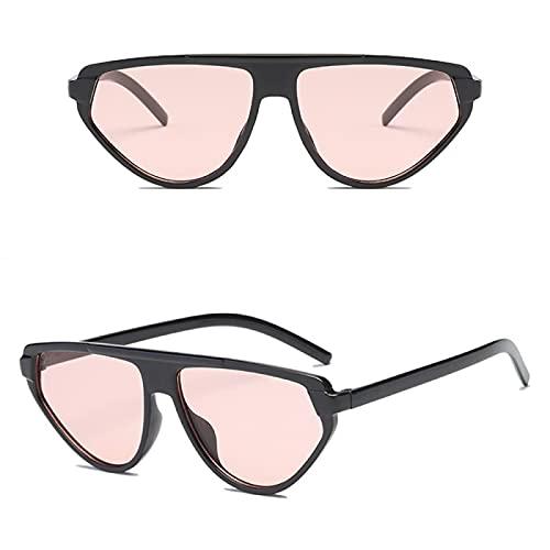 ShSnnwrl Gafas De Moda Gafas De Sol Gafas De Sol De Ojo De Gato para Mujer De Moda Gafas De Sol Clásicas para Exteriores Uv400 C3Pink
