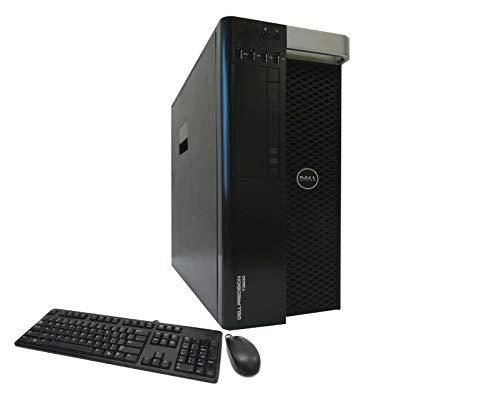 Dell Precision T3600 Workstation E5-2670 2.6GHz 8-Core 64GB DDR3 Quadro 5000 480GB SSD Win 10 Pro (Renewed)