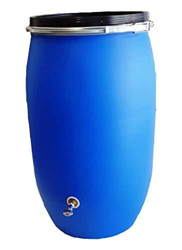 PLASTICOS HELGUEFER-Bidon 120 litros con grifo metalico