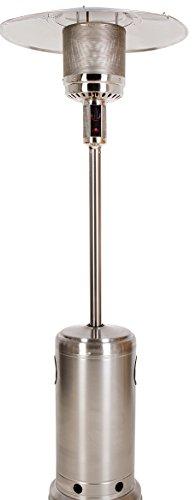 SMARTFLAME Stainless Steel Outdoor Garden Patio Heater