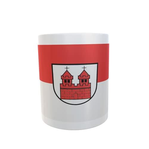 U24 Tasse Kaffeebecher Mug Cup Flagge Bollschweil