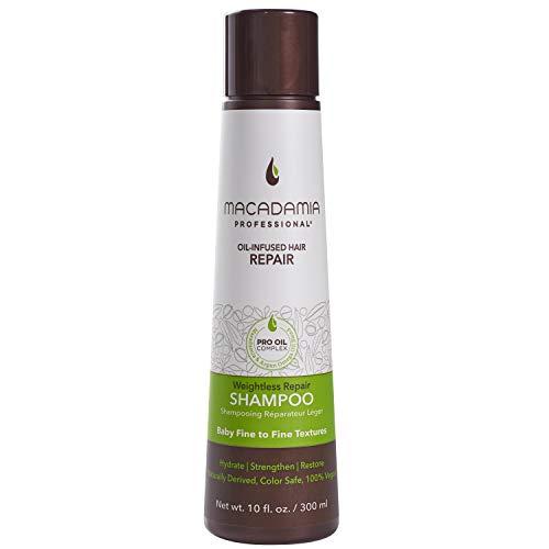 Macadamia Professional Weightless Moisture Shampoo, per stuk verpakt (1 x 300 ml)