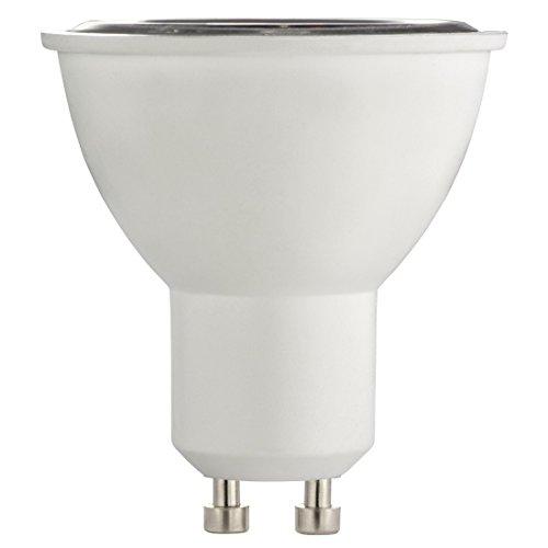 Xavax 00112587 LED-Leuchtmittel, GU10, 400 lm Amp. Reflektierend 55 W, Par16, Blc Chd, Ra90