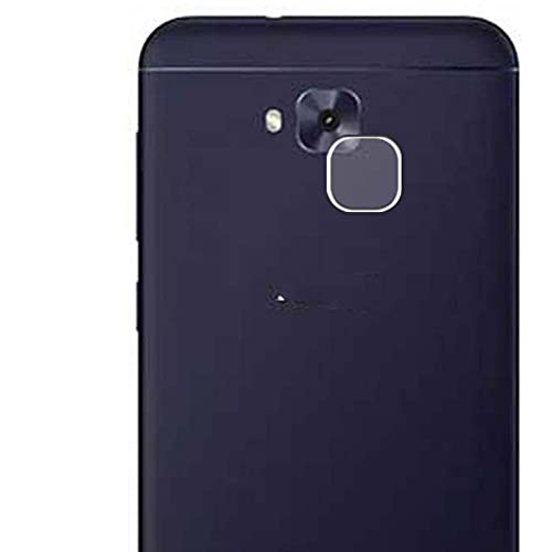 Vaxson 2 Stück Kamera Schutzfolie, kompatibel mit Asus Zenfone 4 Selfie Lite ZB553KL, Kameraobjektiv TPU Folie [nicht Panzerglas Bildschirmschutzfolie/Hülle Hülle ]