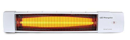 Orbegozo BB 4000 Estufa de Cuarzo de Baño, 750 W