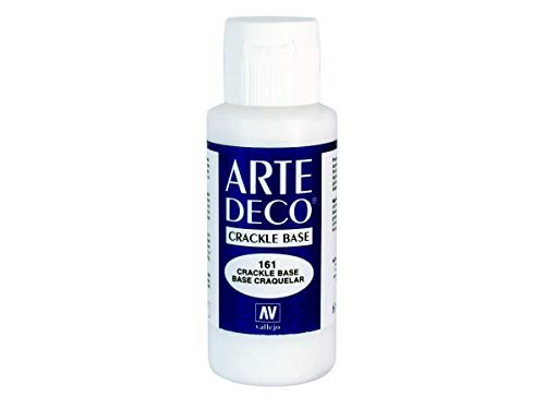 AV Acrylicos Vallejo: Vallejo Arte Deco 84161 Crackle Base (60ml)