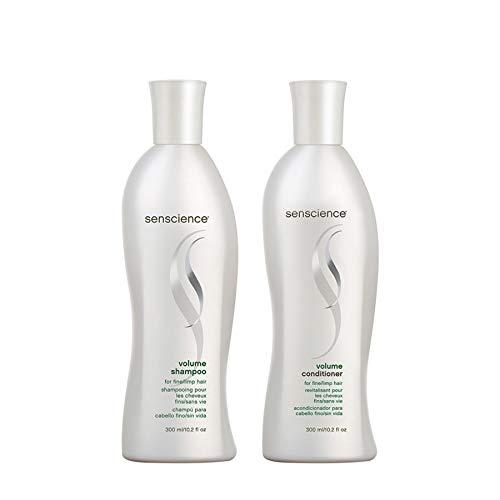 Senscience Volume Duo Kit Shampoo (300ml) e Condicionador (300ml)