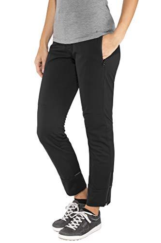 SHIMANO Transit Softshell Pants Women Black Größe L 2018 Fahrradhose