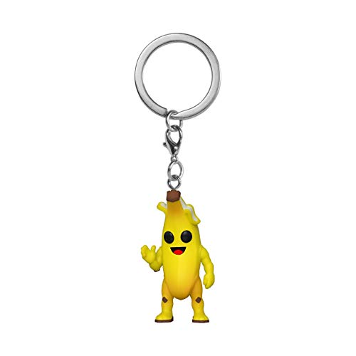 Funko Fortnite Pocket Pop! Vinyl Keychain Peely 4 cm Portachiavi