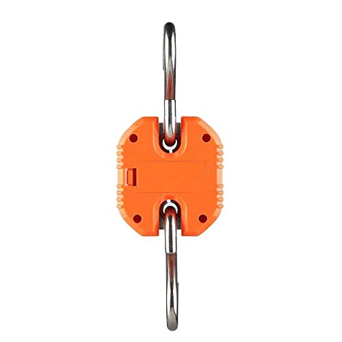yunyu 150 kg x 50 g Digitale Hängewaage Edelstahlhaken Elektronische Kranwaage Gepäckwaage Waage Werkzeugwaage Küchenwaage