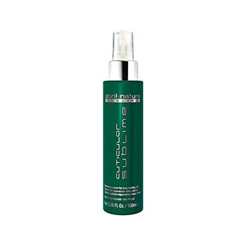 abril et nature   Serúm Capilar Profesional CUTICULAR SUBLIME   Ácido Hialurónico para Reparación de cabellos teñidos o gruesos   Antifrizz 100ml