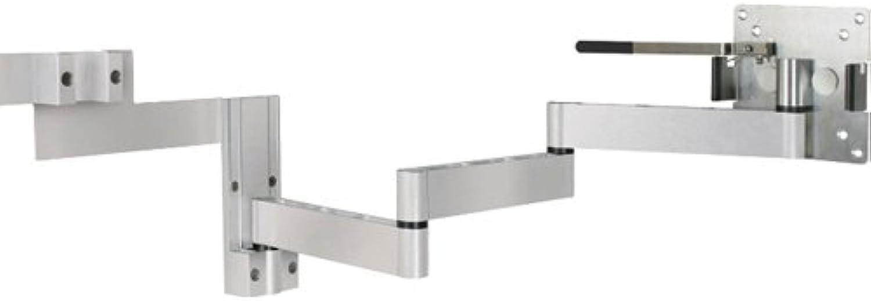 Caratec Flex CFW400A TV-Wandhalter mit 4 Drehpunkten für Wohnmobile
